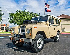 1973 Land Rover Series III for sale 100781027