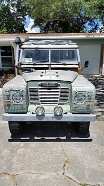 1973 Land Rover Series III for sale 100788204