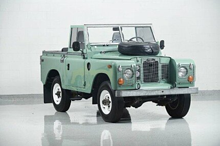 1973 Land Rover Series III for sale 100864440