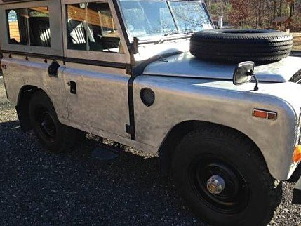 1973 Land Rover Series III for sale 100826299