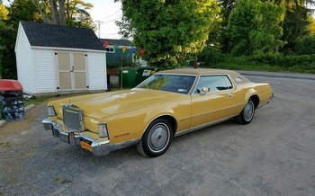 1973 Lincoln Continental Executive for sale 100785062