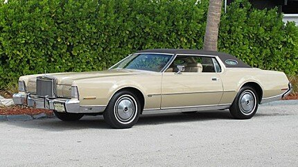 1973 Lincoln Continental for sale 100856000