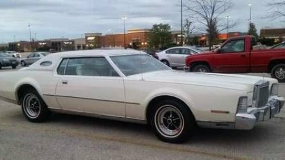 1973 Lincoln Continental for sale 100961774