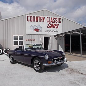 1973 MG MGB for sale 100758082