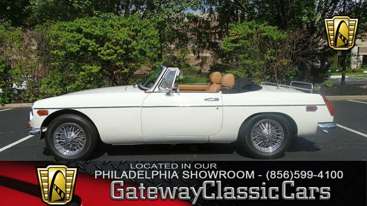 1973 MG MGB for sale 100948974