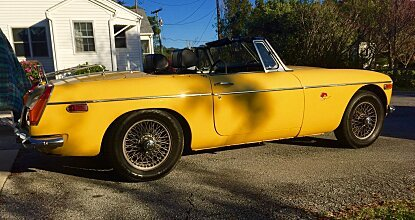 1973 MG MGB for sale 100875581