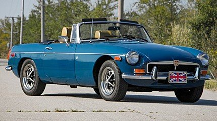 1973 MG MGB for sale 100894540