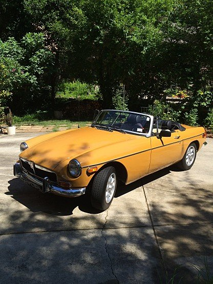 1973 MG MGB for sale 100973333