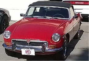1973 MG MGB for sale 101007921