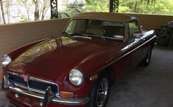 1973 MG MGB for sale 100989328