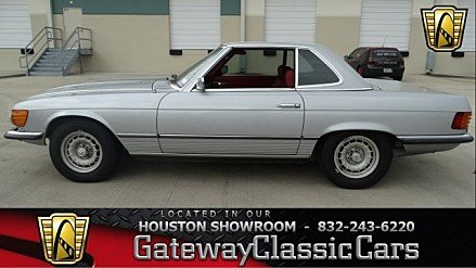1973 Mercedes-Benz 450SL for sale 100757689
