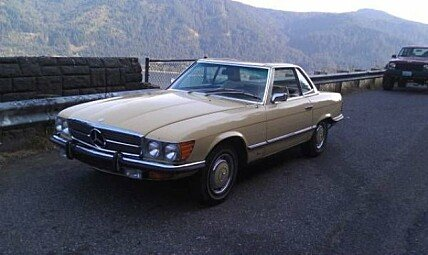 1973 Mercedes-Benz 450SL for sale 100839073