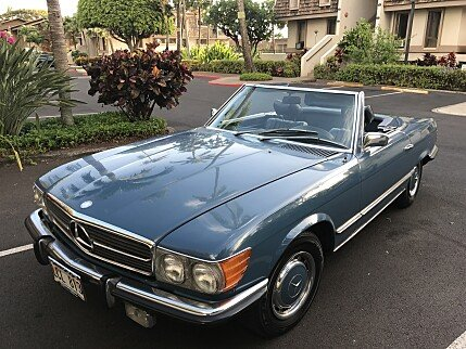 1973 Mercedes-Benz 450SL for sale 100913009