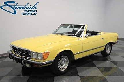 1973 Mercedes-Benz 450SL for sale 100942821
