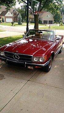 1973 Mercedes-Benz 450SL for sale 100973484