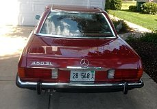 1973 Mercedes-Benz 450SL for sale 100987728