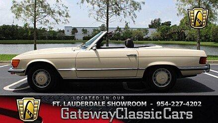 1973 Mercedes-Benz 450SL for sale 101002623