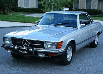 1973 Mercedes-Benz 450SLC for sale 100772482