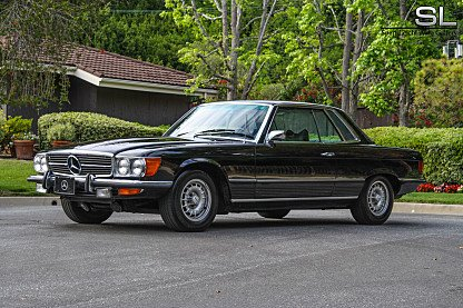 1973 Mercedes-Benz 450SLC for sale 100989137