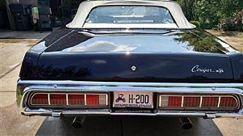 1973 Mercury Cougar for sale 100819230