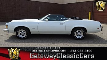 1973 Mercury Cougar for sale 100882878