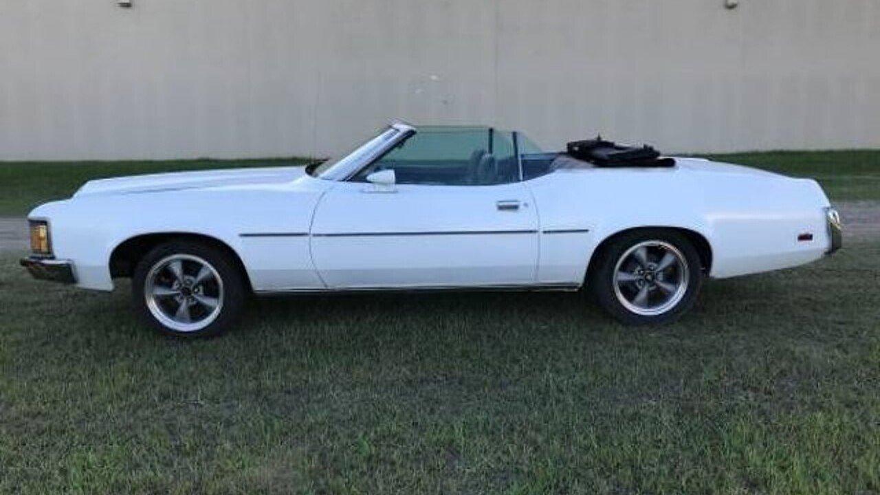 1973 Mercury Cougar for sale near Cadillac, Michigan 49601 ...