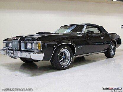 1973 Mercury Cougar for sale 100721131