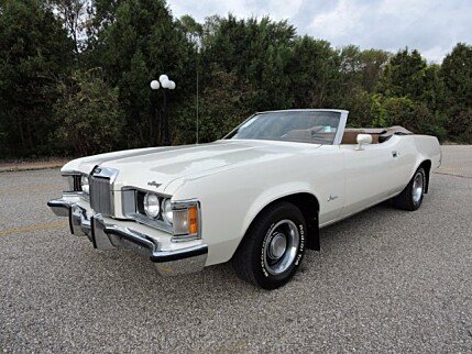 1973 Mercury Cougar for sale 100910394