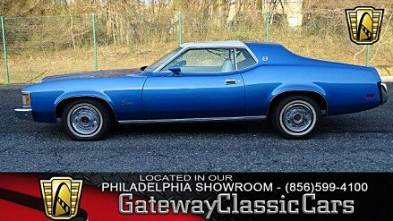 1973 Mercury Cougar for sale 100948988