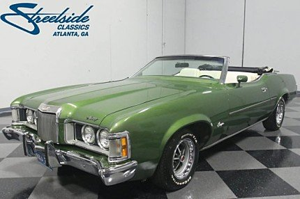 1973 Mercury Cougar for sale 100957298