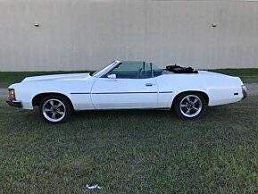 1973 Mercury Cougar for sale 100960884