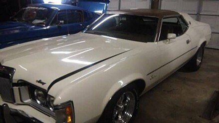 1973 Mercury Cougar for sale 100982132