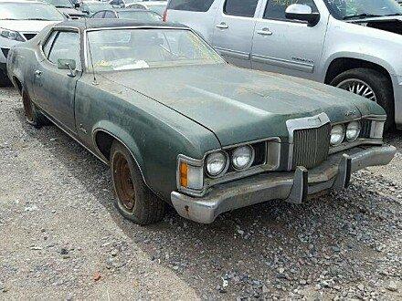 1973 Mercury Cougar for sale 101056761