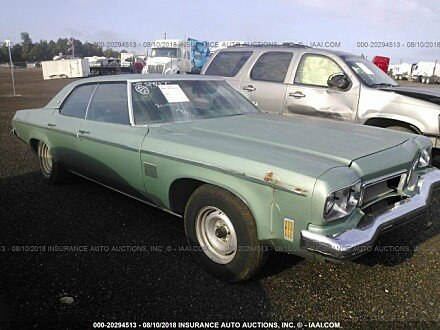 1973 Oldsmobile 88 for sale 101016207