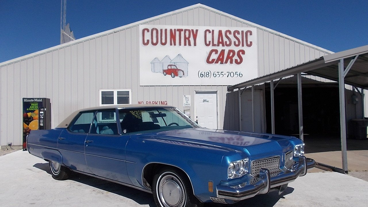 1973 Oldsmobile Other Oldsmobile Models for sale 100854122