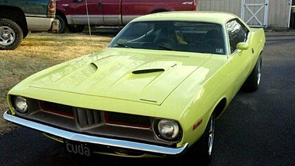 1973 Plymouth Barracuda for sale 100780581