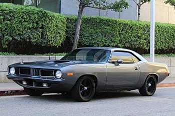 1973 Plymouth Barracuda for sale 101046710