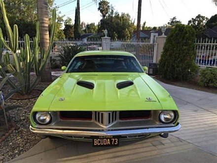 1973 Plymouth Barracuda for sale 100897398