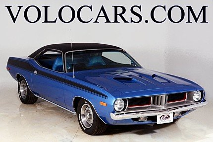 1973 Plymouth CUDA for sale 100749351