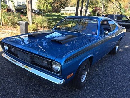 1973 Plymouth Duster for sale 100832512