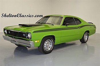 1973 Plymouth Duster for sale 100813348