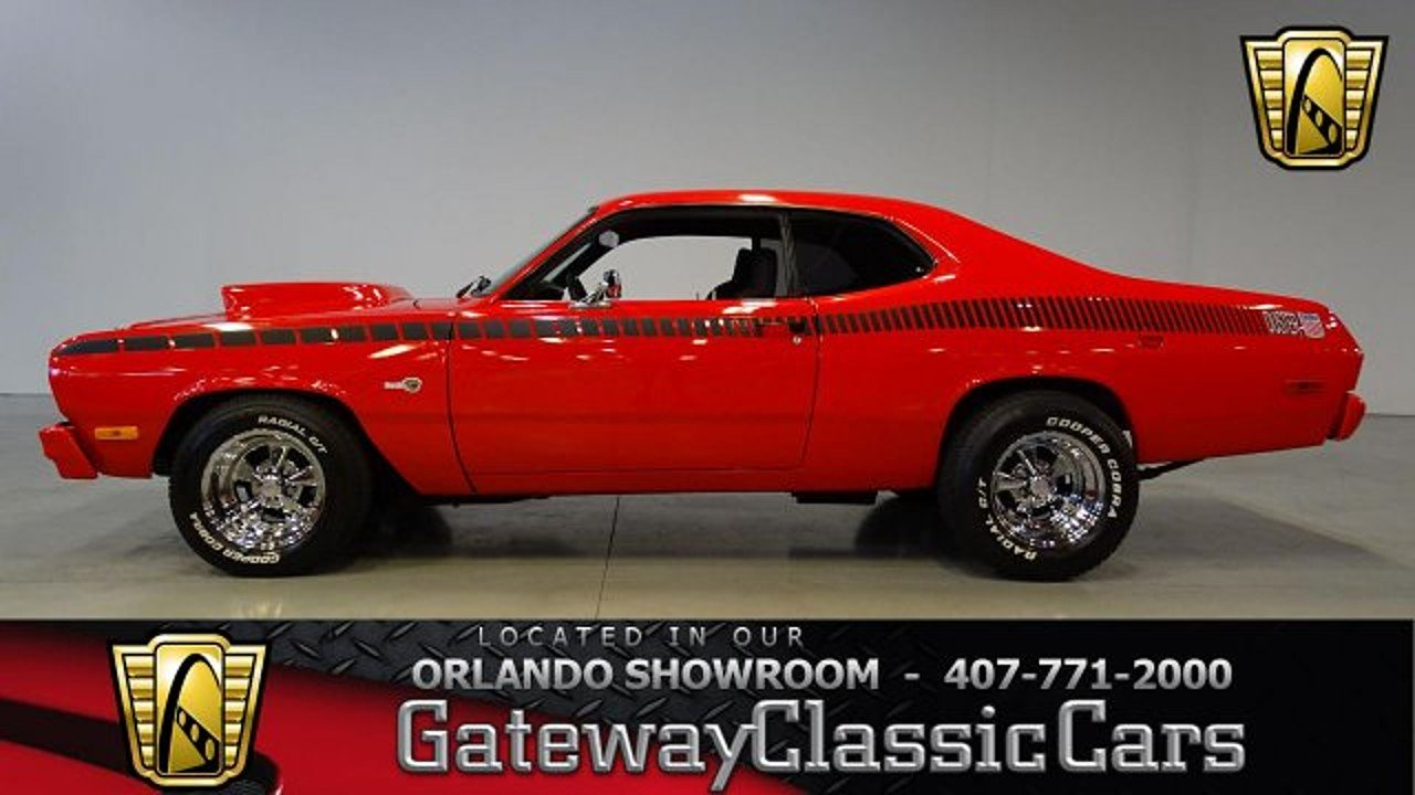 1973 Plymouth Duster for sale 100882991