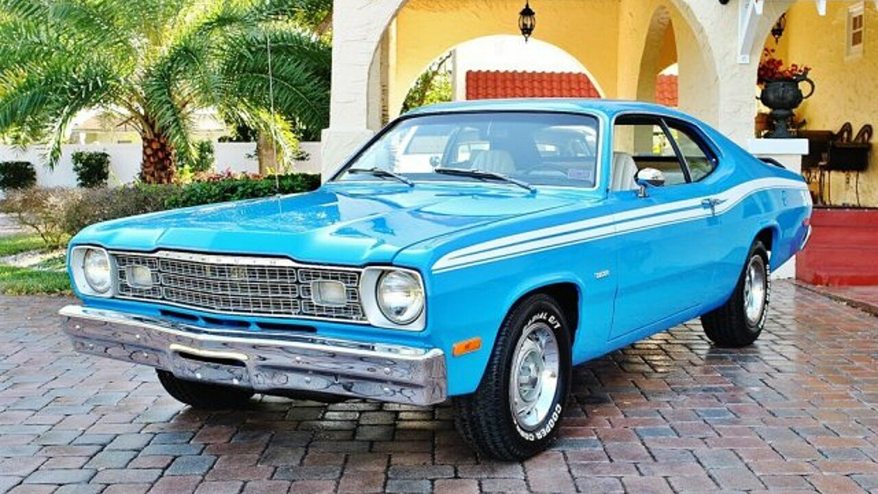 1973 Plymouth Duster for sale near Lakeland, Florida 33801 ...
