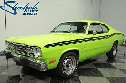 1973 Plymouth Duster for sale 100957428