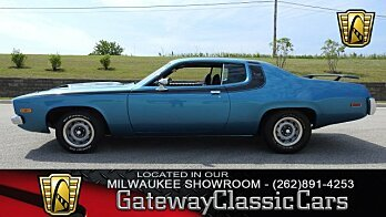 1973 Plymouth Roadrunner for sale 101011732