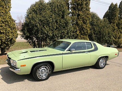 1973 Plymouth Roadrunner Classics For Sale Classics On
