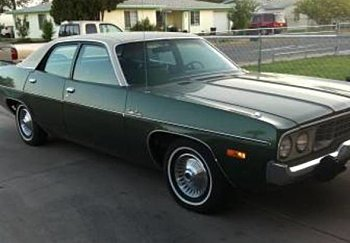 1973 Plymouth Satellite for sale 100798410