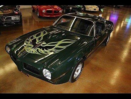 1973 Pontiac Firebird for sale 100761262