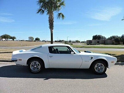 1973 Pontiac Firebird for sale 100928049