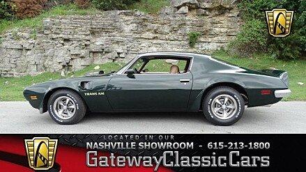 1973 Pontiac Firebird for sale 100950161